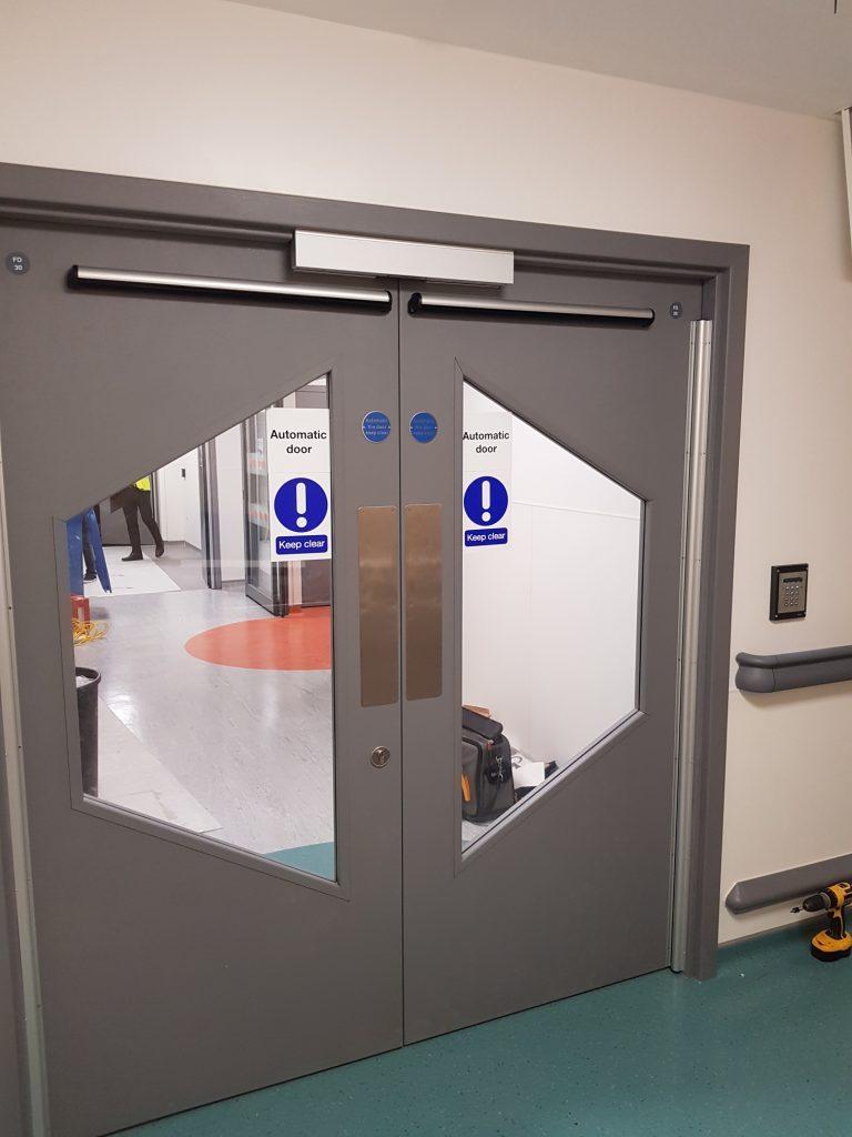 Access Control - Chase Farm Hospital