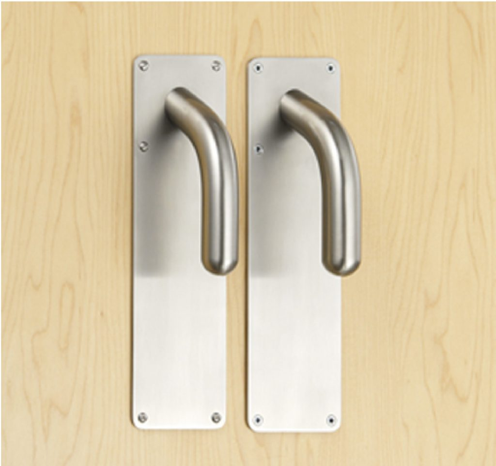 Anti ligature Pull Handle