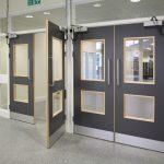 Ironmongery - Healthcare - Medway Hospital
