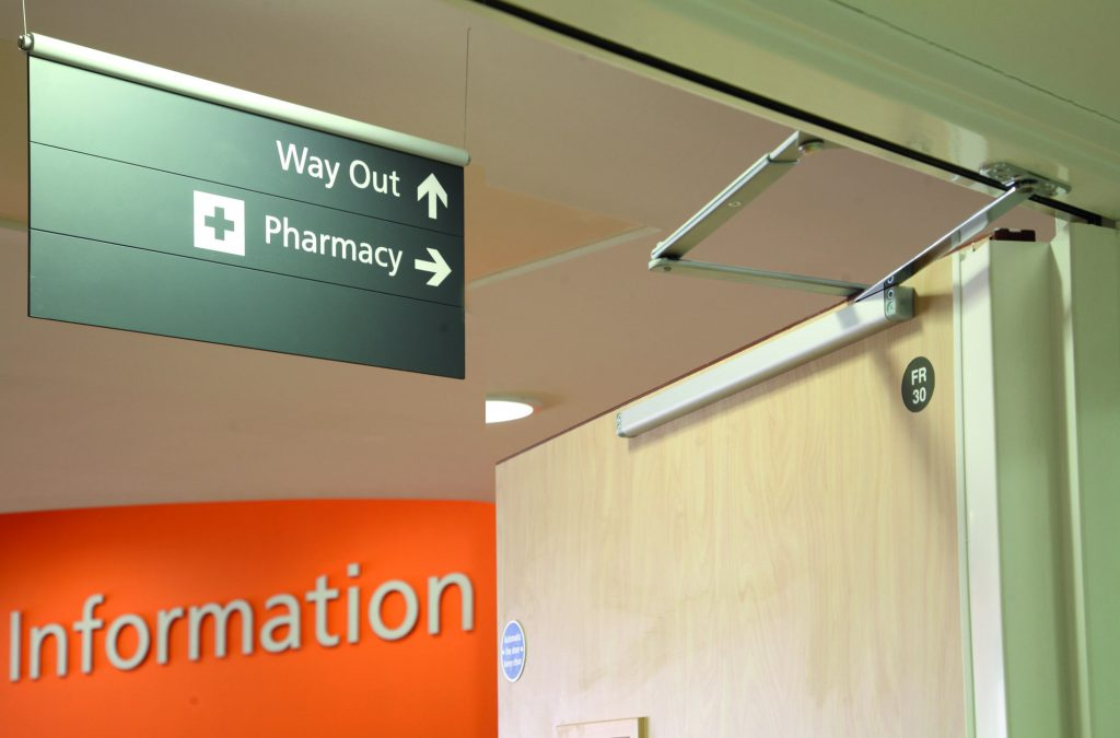 Ironmongery - Healthcare - Hastings