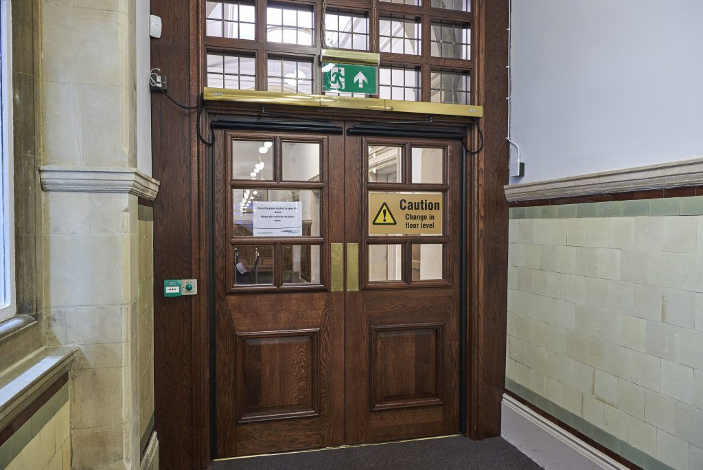 Ironmongery - Commercial - Wakefield Town Hall