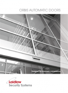 Orbis Automatic Doors Brochure